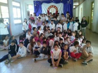 Rotaract - Proyecto Urdampilleta