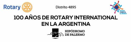 Rotary en el Hipódromo Nacional de Palermo