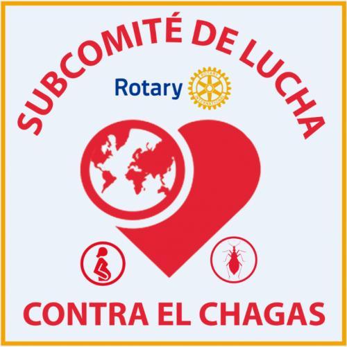 Logo Subcomité de Lucha contra el Chagas